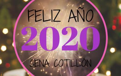 NOCHEVIEJA 2019 – CENA Y COTILLÓN –