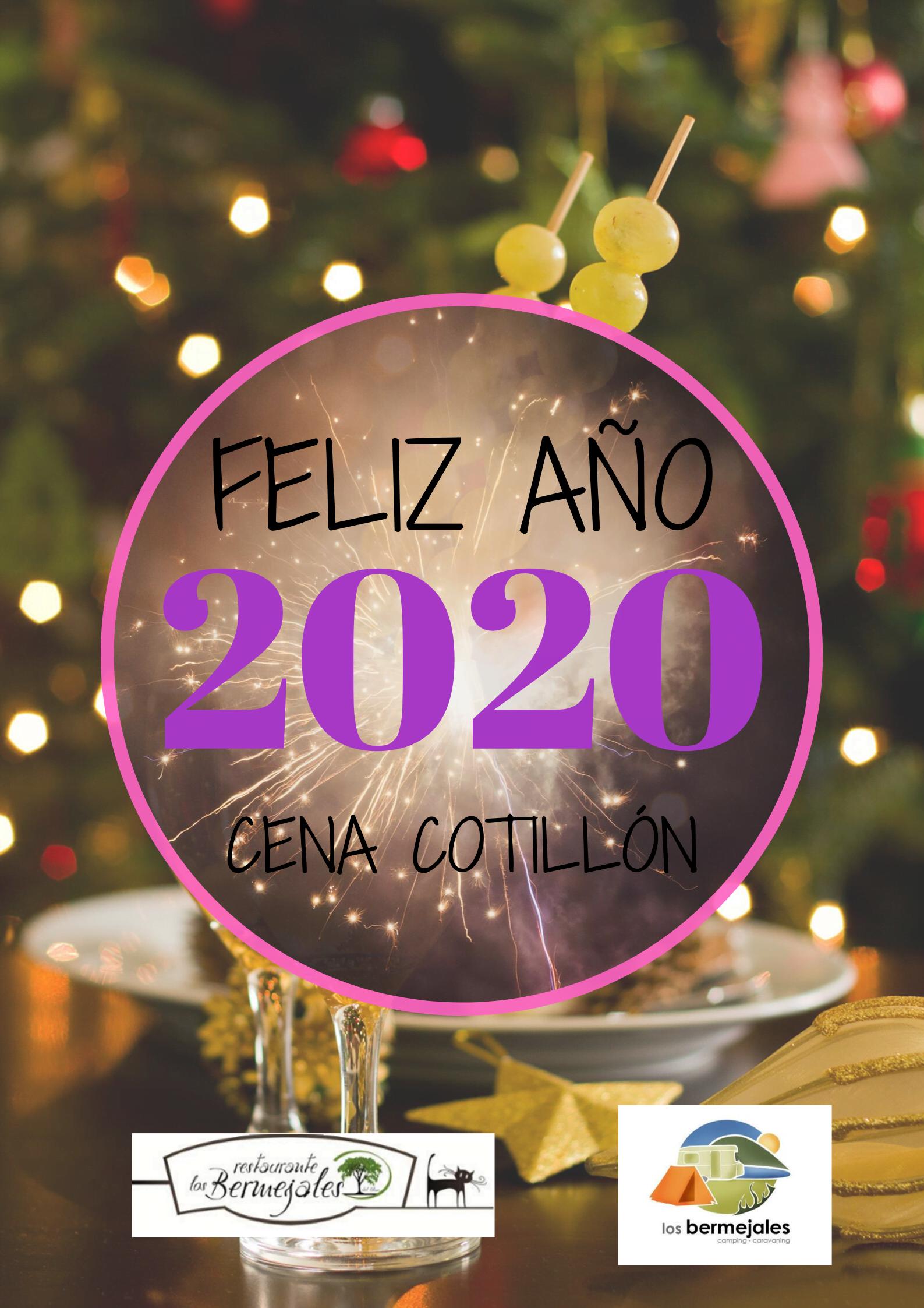 Nochevieja 2019 Cena Y Cotillón Camping Los Bermejales