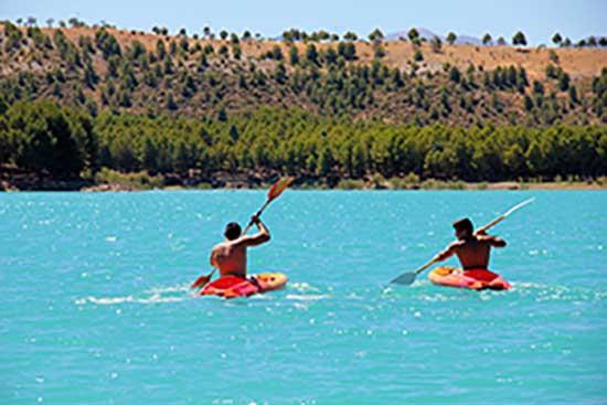 kayak-camping-bermejales-actividades