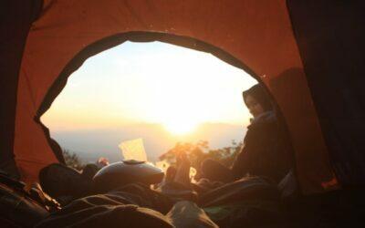 Qué es un camping rural